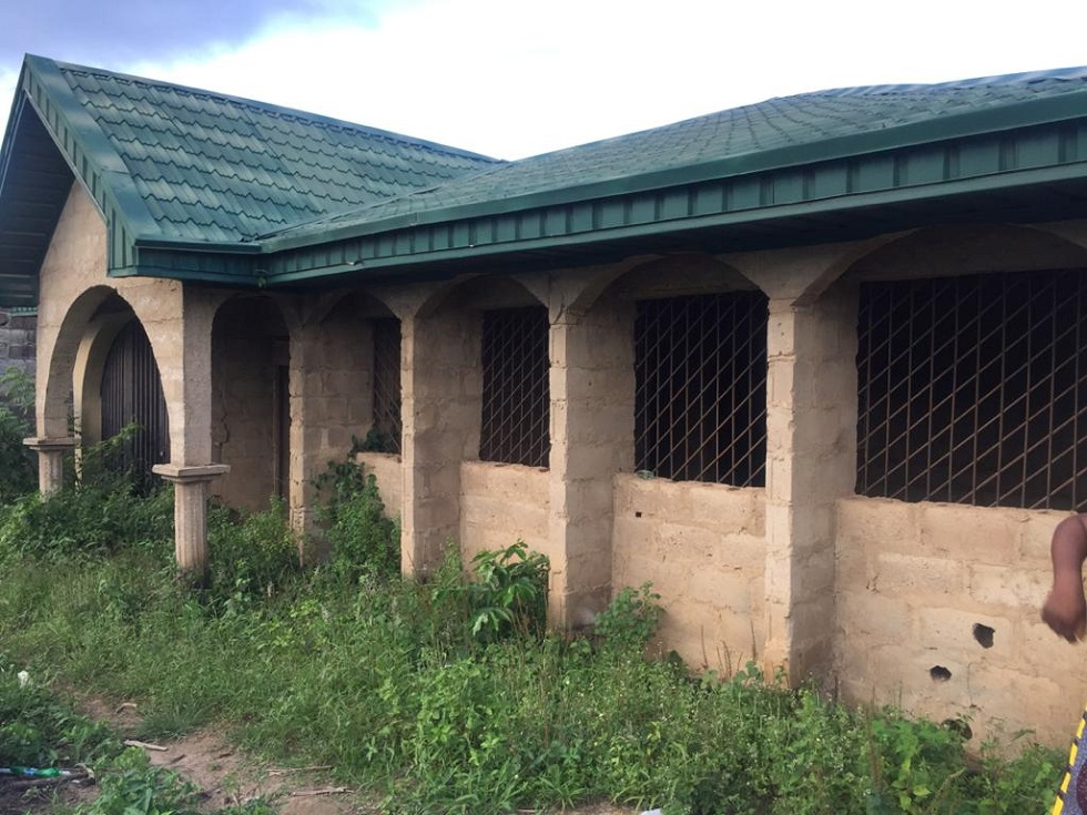 Uncompleted Bungalow