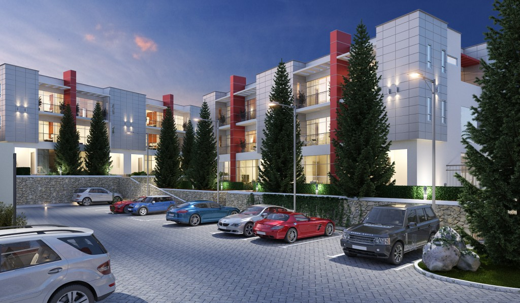 5 BEDROOM LUXURY FLATS AT JERICHO GRA IBADAN N75.000.000