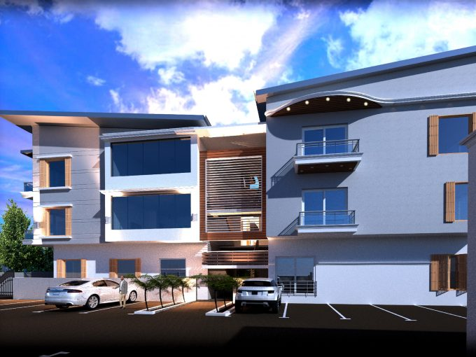 ELIZABETH COURT 3/4 BEDROOM LUXURY APARTMENTS IN IYAGANKU GRA IBADAN