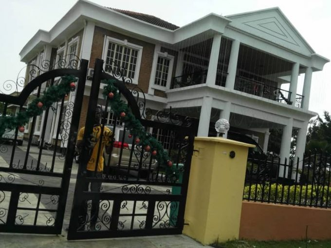 5 BEDROOM DETACHED DUPLEX AT LEKKI LAGOS